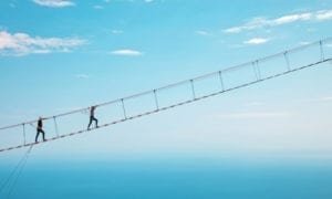 Establishing trust as a leader