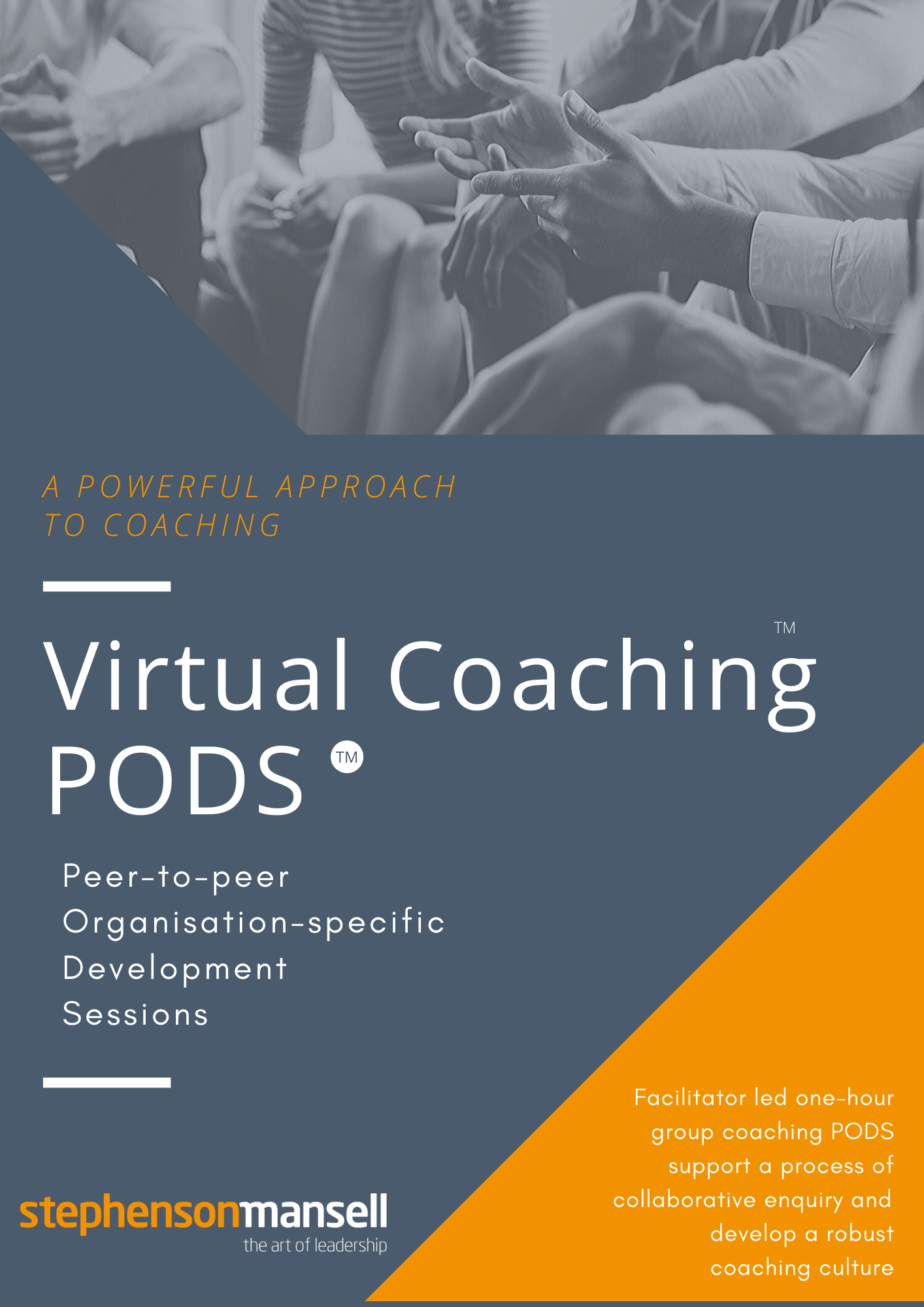 Virtual Coaching PODS